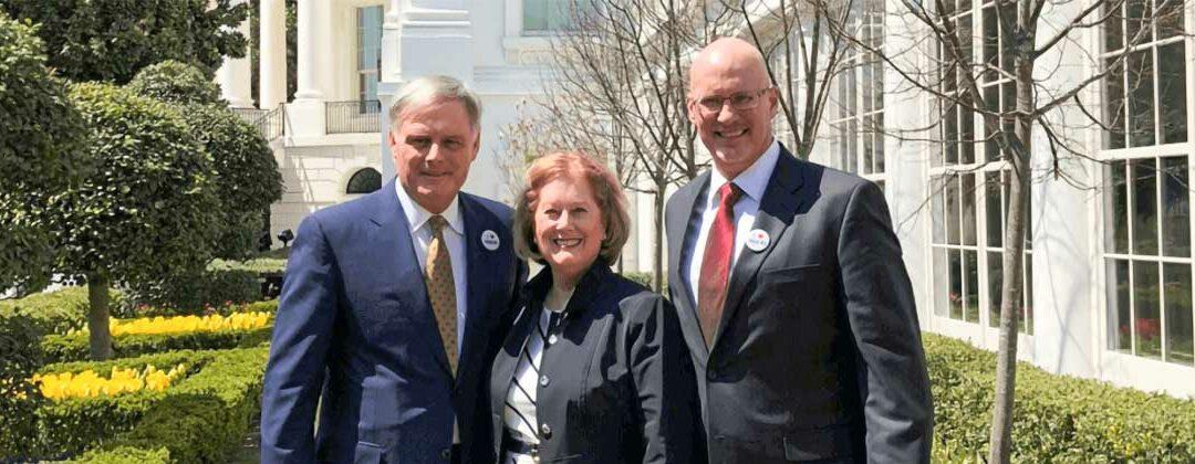 Jeff Tetzloff visits Washington D.C.
