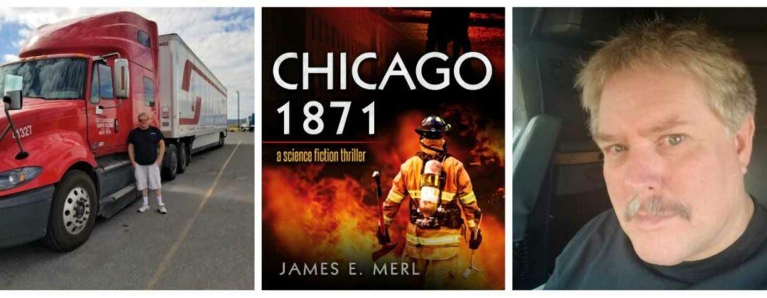 James Merl - Crete Carrier driver