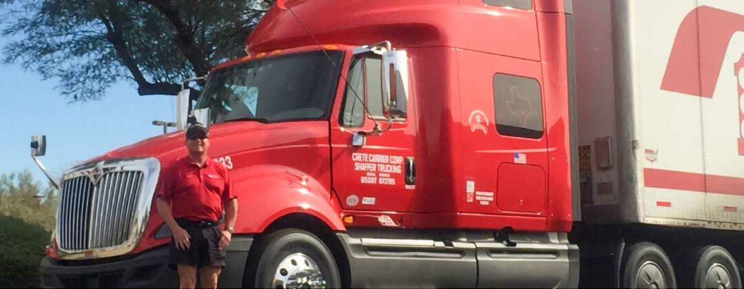 Why I Love Being on the Road - trucker testimonial