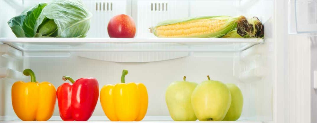 Keeping it Cool and Clean - refrigerator
