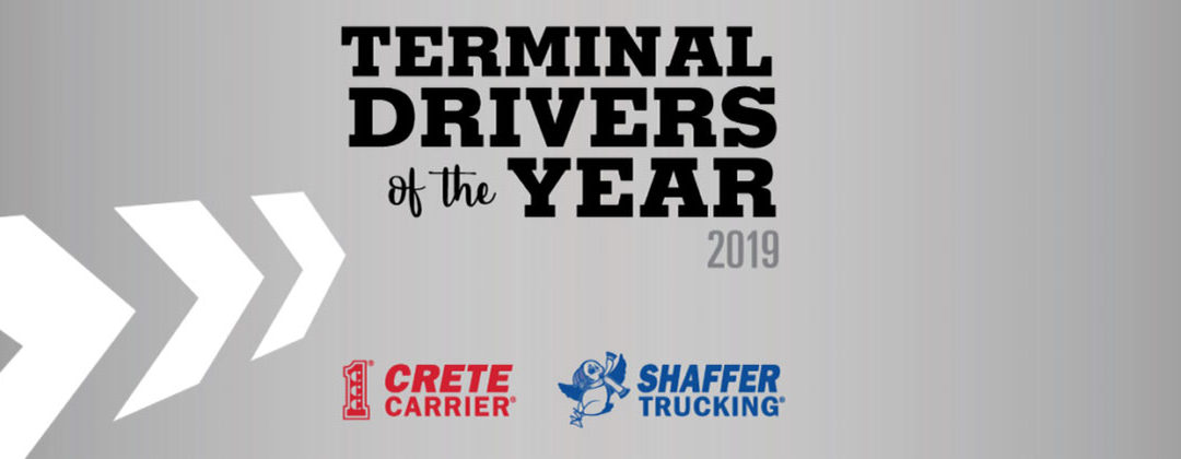 Terminal Drivers of the Year 2019
