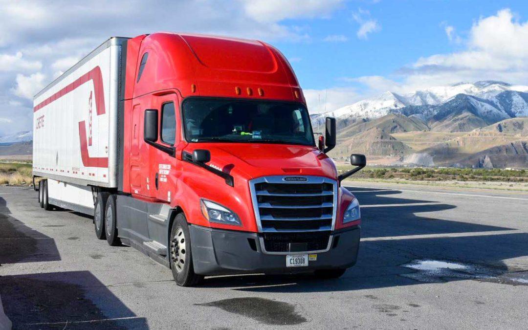 Crete Carrier Trucking division