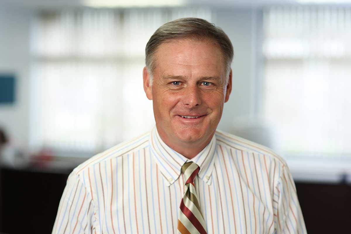 Tonn Ostergard - CEO & Chairman - Crete Carrier Corporation
