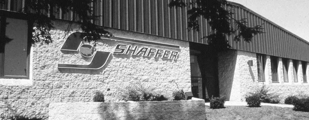Shaffer original headquarters - New Kingstown, PA