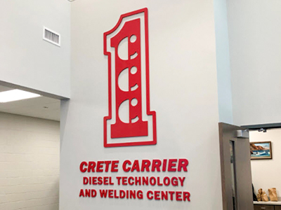 Southeast Community College Diesel Technology and Welding Center