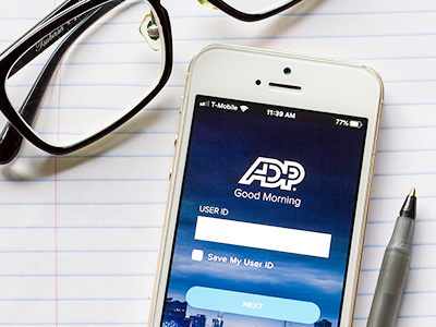 ADP Mobile Application
