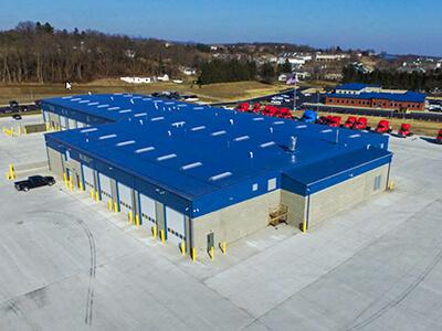 Mechanicsburg, Pennsylvania Driver Terminal