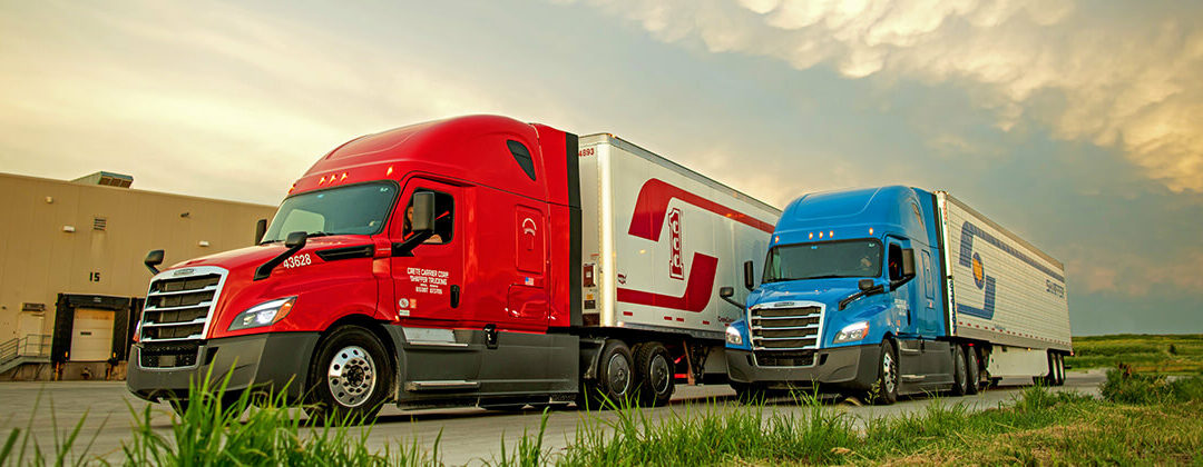 Crete Carrier Corporation Raises Driver Pay and Increases Allowed Speed on Trucks